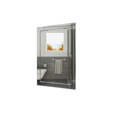 L2025 krom, Drsna revizijska vrata 218kh268 s prirobnico 196kh246 ABS, décor