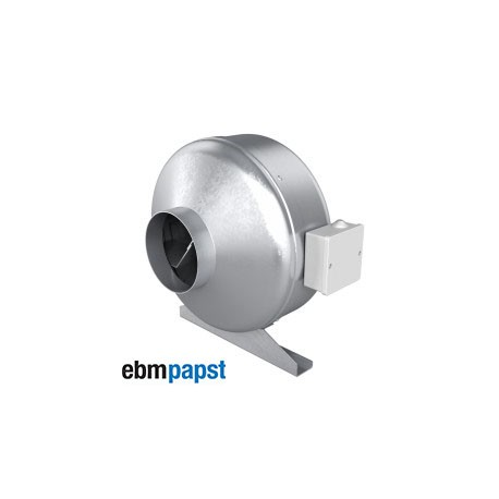 Centrifugal inlet-and-exhaust duct fan, steel, staLʹnoy BB D100
