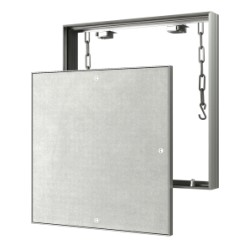 Removable Hatch for Tile with an opening stop chain 200kh300