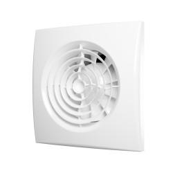 Aksialni izpušni ventilator s krmilnikom Fusion Logic 1.1 in povratno loputo BB D100