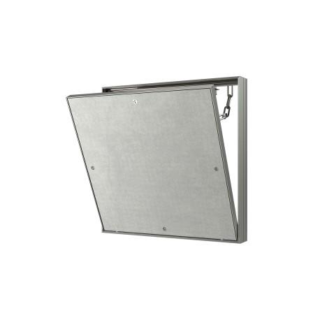 Snemljiva loputa za revizijsko okno z zaporno verigo 300kh500