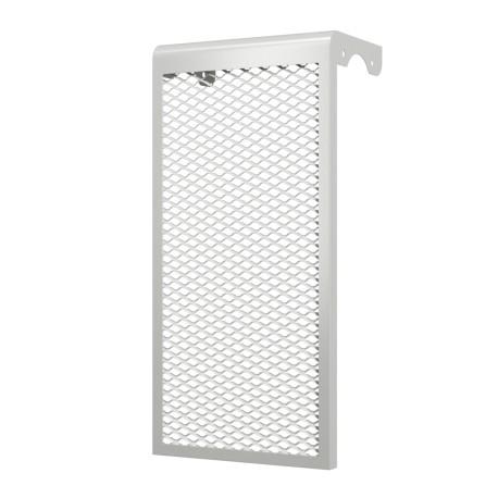 Okrasni kovinski zaslon za 3-delni toplotni radiator
