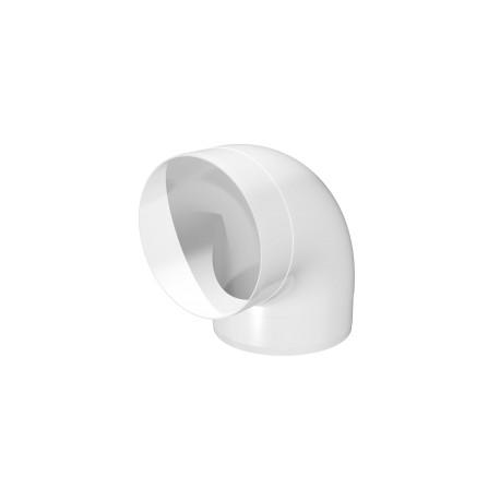 Round elbow 90° D160