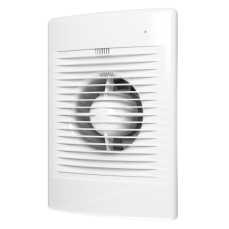 Axial exhaust fan with timer (3 connection wires) BB D100