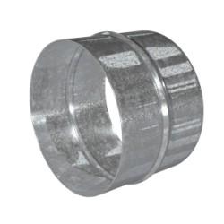 Zinc-coated steel connector D100