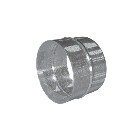 Zinc-coated steel connector D100