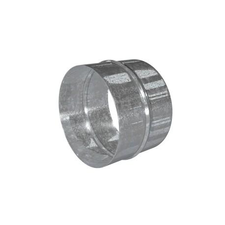 Zinc-coated steel connector D150