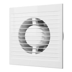 E 100 S C, Aksialni ventilator s funkcijo proti komarjem in povratno loputo D 100