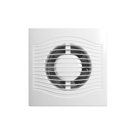 Aksialni ventilator s krmilnikom Fusion Logic 1.1 in povratno loputo BB D125