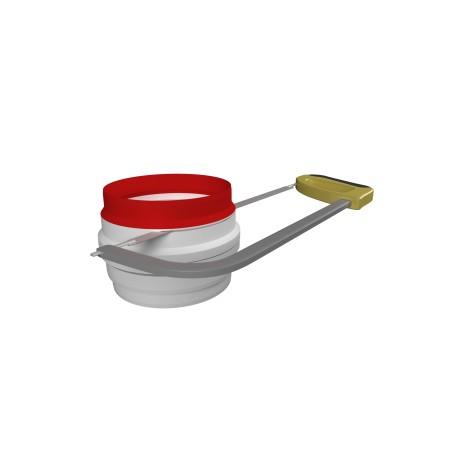 15.16CC, Lovilec kondenzata CC. Lovilec kondenzata, ki se uporablja za namestitev navpičnega prezračevalnega kanala. Zasnovan za
