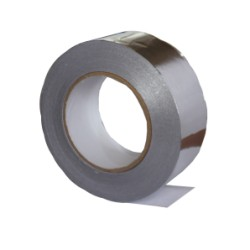 Aluminum foil duct tape 50 mm kh 50 m, 30 micron.