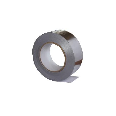 Aluminum foil duct tape 50 mm kh 50 m, 30 micron.