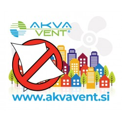 Magnet AKVAVENT no spam