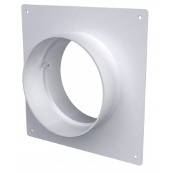 15SKNP Okrogli cevni priključek s pokrovno ploščo