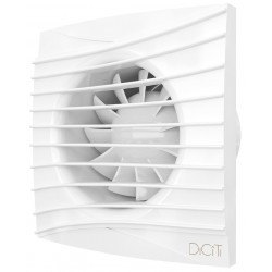 Aksialni ventilator z nepovratno loputo D100
