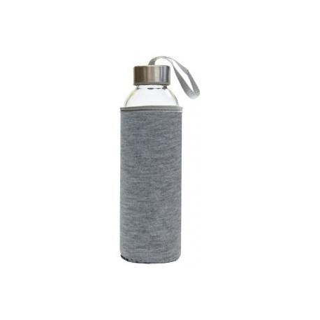 Steklenička 500ml siva STREAM COLOR