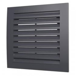 Zunanja snemljiva rešetka 150x150, ASA plastik