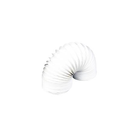 Flexible air pvc duct  L 6m D100